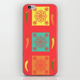 Chili Mexico iPhone Skin