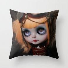 FREAKCIRCUS (Ooak BLYTHE Doll) Throw Pillow