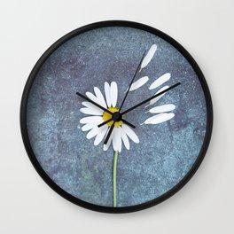 Daisy III Wall Clock