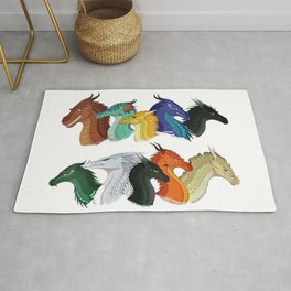 Wings of Fire - POV Rug