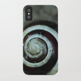 spiral iPhone Case