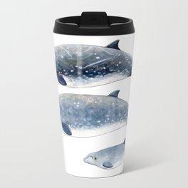 Blainville´s beaked whale Travel Mug
