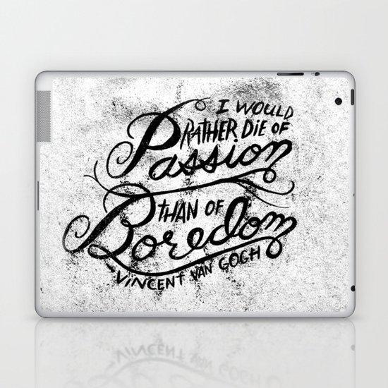 Vincent van Gogh Laptop & iPad Skin