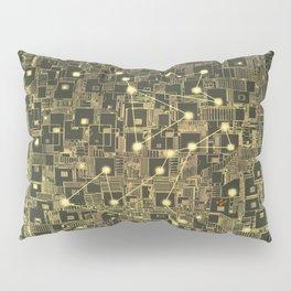 Planetarium / Stellar Map Pillow Sham