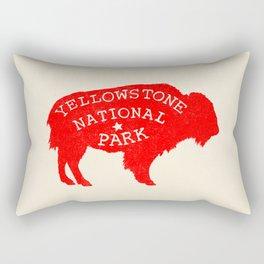 Yellowstone National Park  Rectangular Pillow