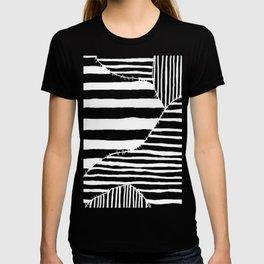 Stripes & Stitches T-shirt