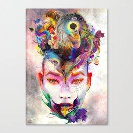 Entropy Canvas Print