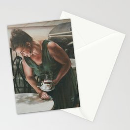 In the Absence of A Dream Stationery Cards