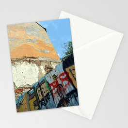 Pop Art in Slovakia Stationery Cards