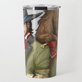 Outfit Swap Travel Mug
