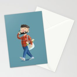 Phone case 2 Stationery Cards