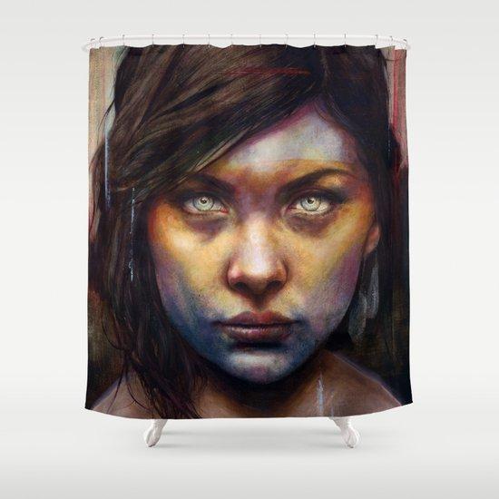 Una Shower Curtain