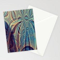 Bluesy Stationery Cards