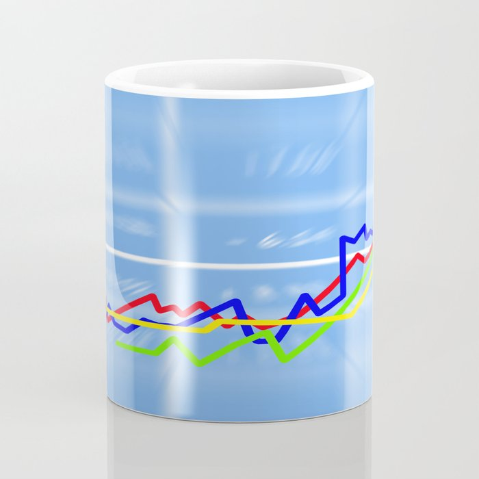 stock exchange Coffee Mug