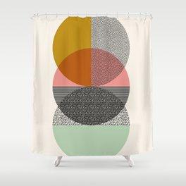 Three's a crowd Shower Curtain