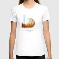 parks T-shirts featuring National Parks: Yosemite by Roadtrippers