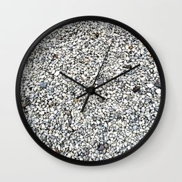 Rocktastic Wall Clock