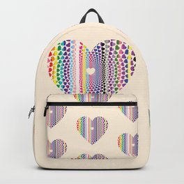 LGBTQ2 Love Backpack