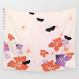Flower Time! Wall Tapestry
