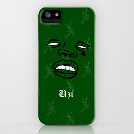All my friends are dead iPhone Case