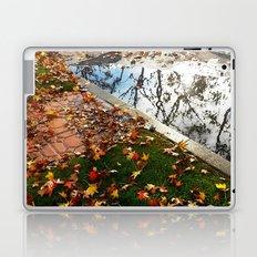 Wet December Morning in California Heights Laptop & iPad Skin