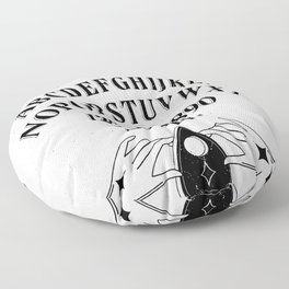 Ouija Floor Pillow