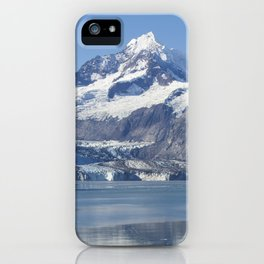 John Hopkins Glacier iPhone Case