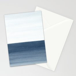 Ocean Watercolor Painting No.1 Stationery Cards