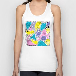 All party! Unisex Tank Top