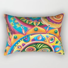 The Triumph Rectangular Pillow
