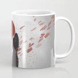 Red Sadness Coffee Mug