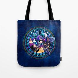 Aqua's Awakening Tote Bag