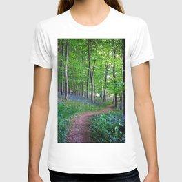 Woodland Bluebells T-shirt
