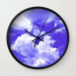 Heavenly Visions Wall Clock