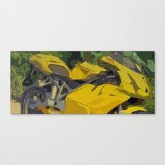 D 749 Canvas Print