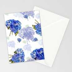 Hydrangea Nosegays Stationery Cards