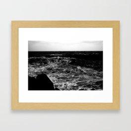 sea01 Framed Art Print