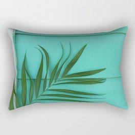 50 shades of green Rectangular Pillow