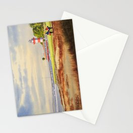 Harbor Town Golf Course 18th Hole South Carolina Stationery Cards