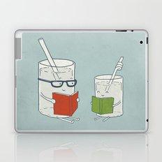 Reading Glasses Laptop & iPad Skin