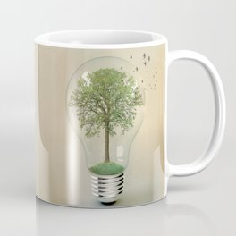 green ideas Coffee Mug