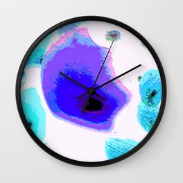 Pecan Easter Egg Wall Clock