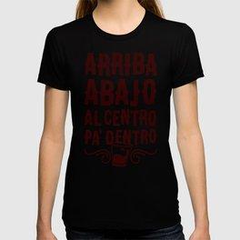 ARRIBA ABAJO AL CENTRO PA_ DENTRO T-SHIRT T-shirt