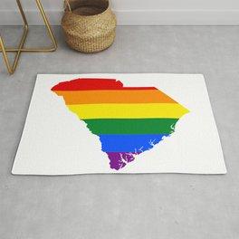 LGBT South Carolina Rug