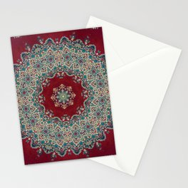 Mandala Nada Brahma  Stationery Cards