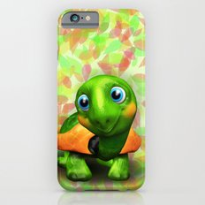 Green Turtle Baby 3D Slim Case iPhone 6