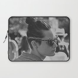 Willamsburg's  Girl Laptop Sleeve