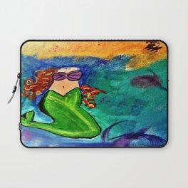 Headless Mermaid Laptop Sleeve