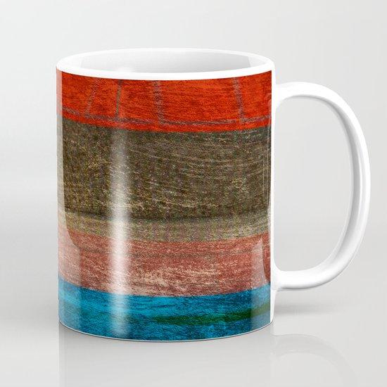 Chalked Filthy And Worn Mug