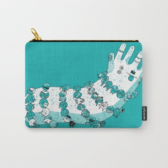 Bracelets and trinkets Carry-All Pouch